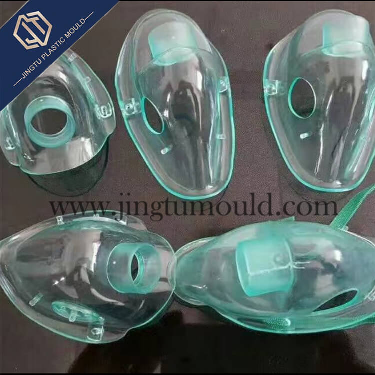 Safe Clean and Reusable Medical PVC Face Mask Mold