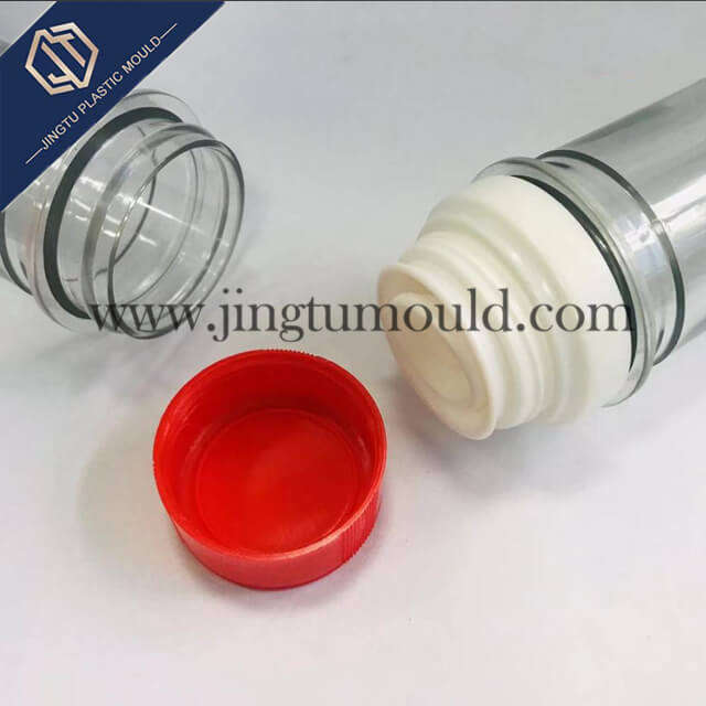 Plastic High Temperature Resistant Oil Bottle Preform
