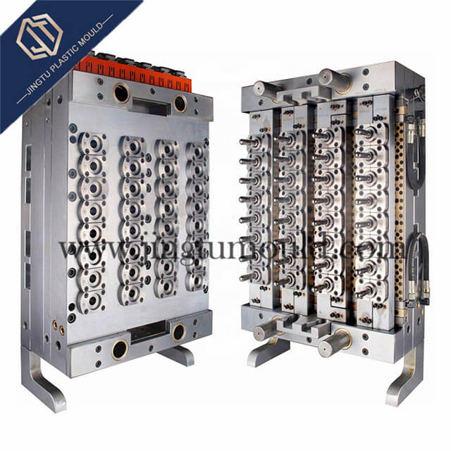 32 cavity PET Plastic Mineral water Preform Mould