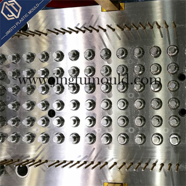 Injection Mold for 72 Cavity PE Bottle Cap