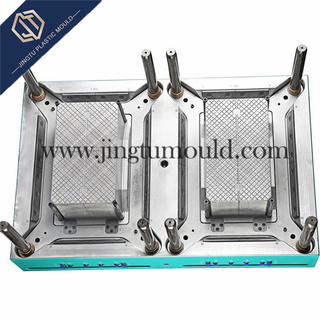 Injection Mold for Mesh Plastic Basket