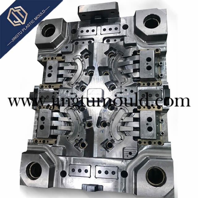 Mold for PPR Special-shaped Pipe Fitting