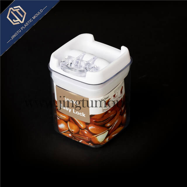 Environmental protection storage plastic Buckle pot