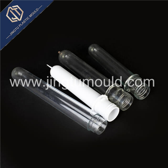 PET Transparent Non-standard Bottle Preform can be customized